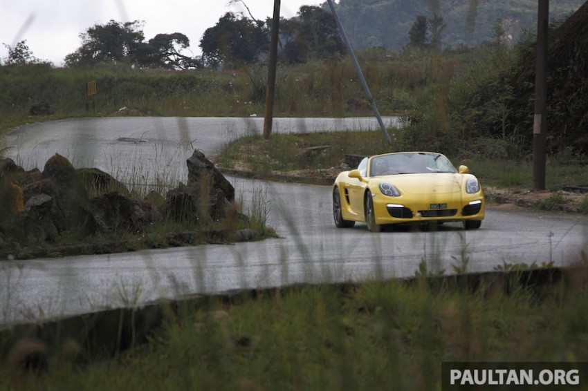 DRIVEN: 981 Porsche Boxster S 3.4 PDK Image #218873