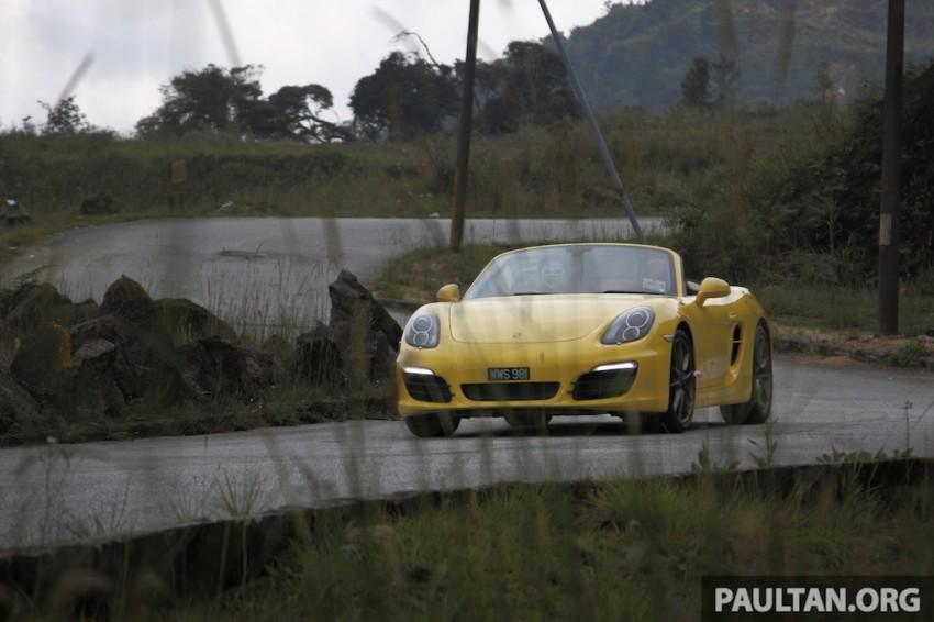 DRIVEN: 981 Porsche Boxster S 3.4 PDK Image #218872