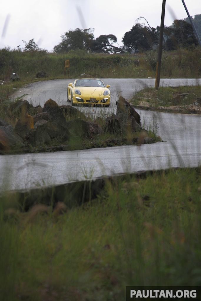 DRIVEN: 981 Porsche Boxster S 3.4 PDK Image #218869