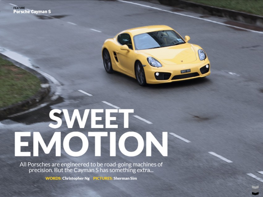 Driven+ Magazine Issue #7 out now – Cayman up! Image #219133