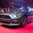 All-New Ford Mustang Reveal in Sydney