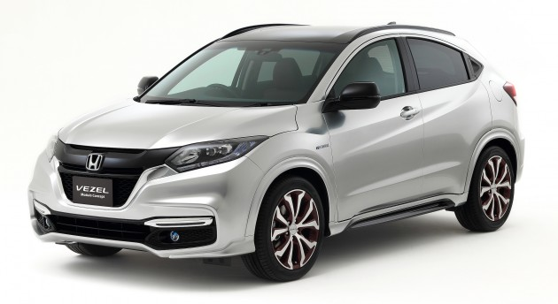 Honda_Vezel_Modulo_Concept_01