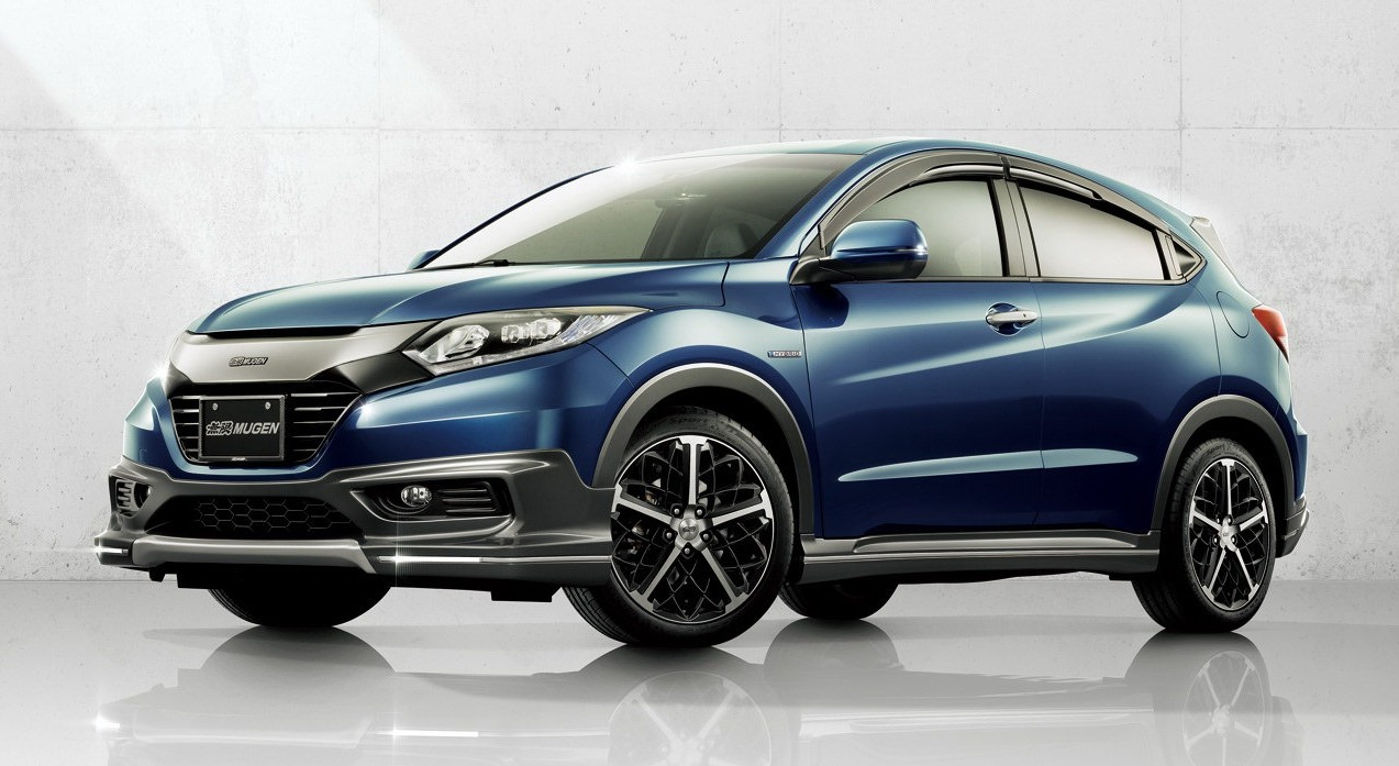 Honda Vezel crossover gets the full Mugen treatment