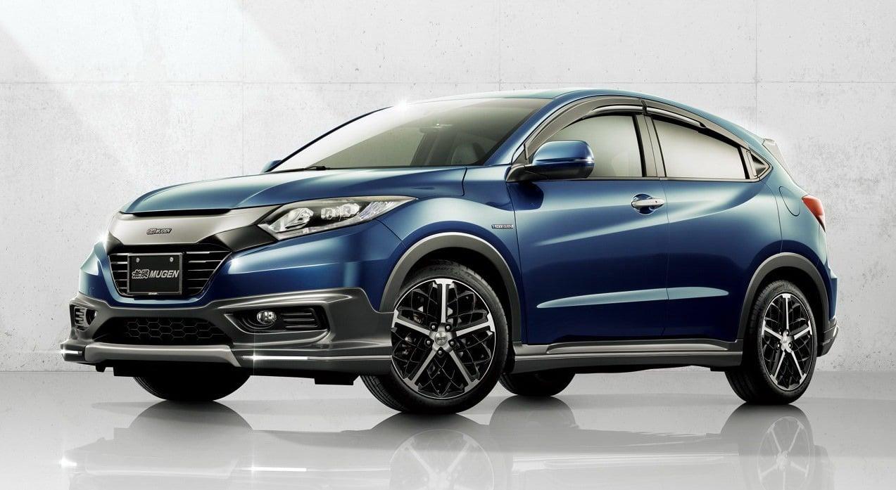 2013 Honda Crv For Sale >> Honda Vezel crossover gets the full Mugen treatment