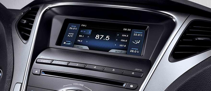 Hyundai Grandeur Hybrid introduced in South Korea Paul Tan ...