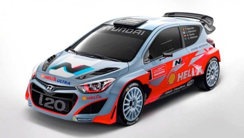 Hyundai N – new performance sub-brand confirmed Image #217201