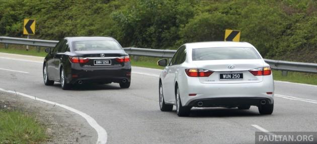 Lexus ES 250 and 300h 24