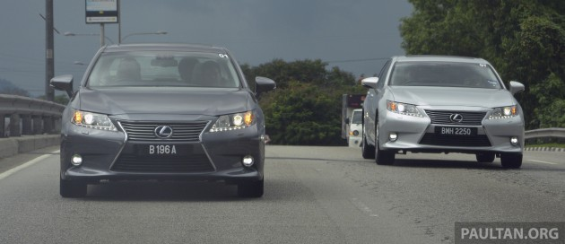 Lexus ES 250 and 300h 65