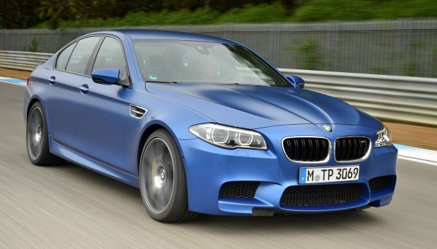 Facelifted F10 BMW M5 now in Malaysia, from RM902k