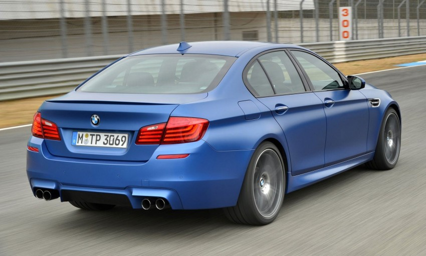 Facelifted F10 BMW M5 now in Malaysia, from RM902k Image #218692