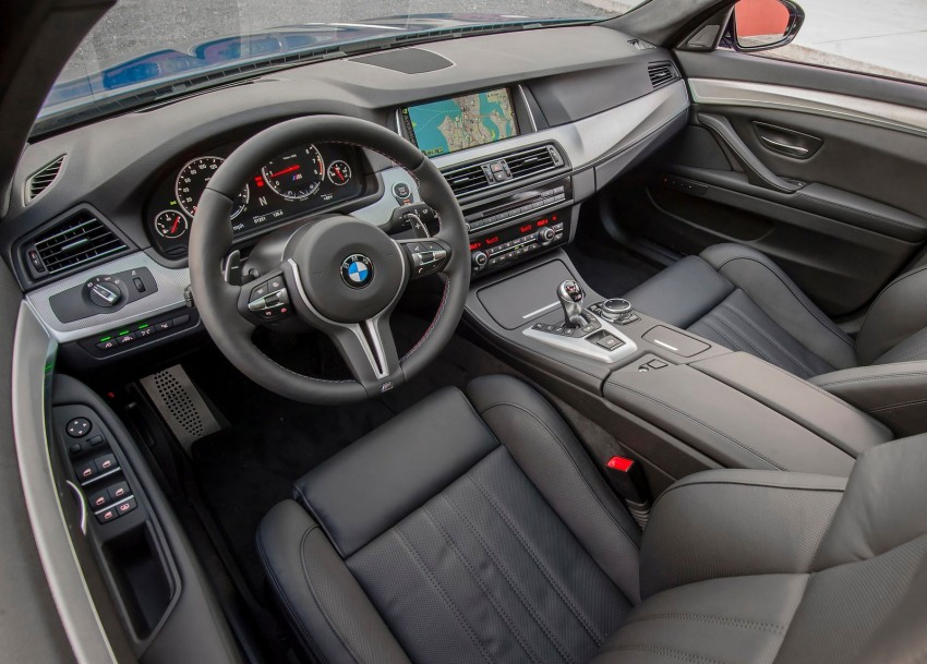 Facelifted F10 BMW M5 now in Malaysia, from RM902k Image #218848
