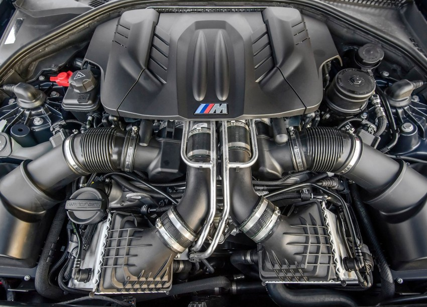Facelifted F10 BMW M5 now in Malaysia, from RM902k Image #218852