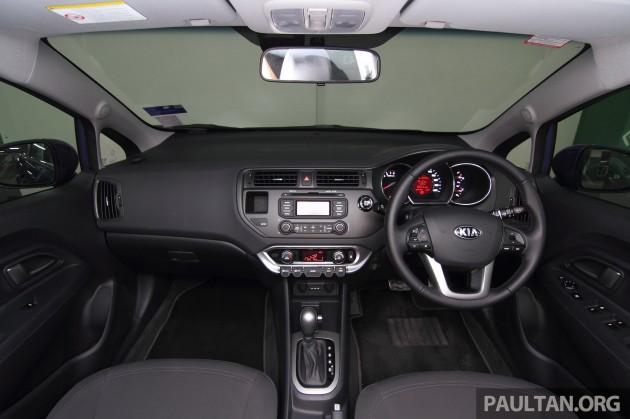 Kia Rio 1.4 SX Test Drive Review