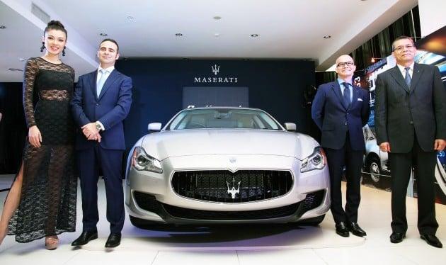 Maserati Quattroporte 0003