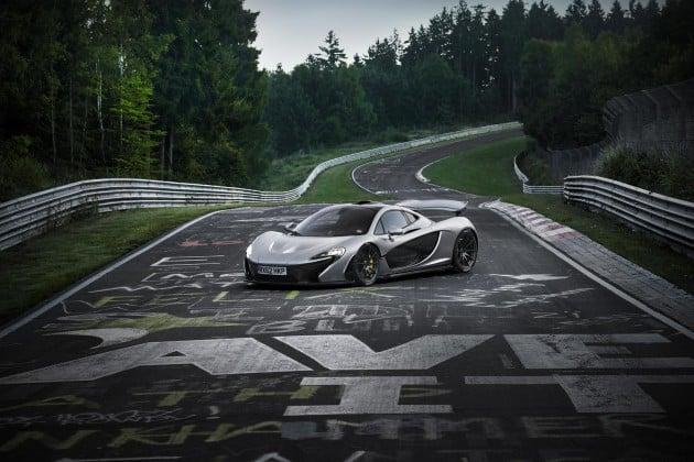 McLaren_P1_Nurburgring_01