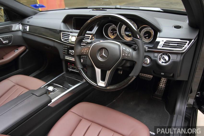 DRIVEN: W212 Mercedes-Benz E 400 Avantgarde Image #218643