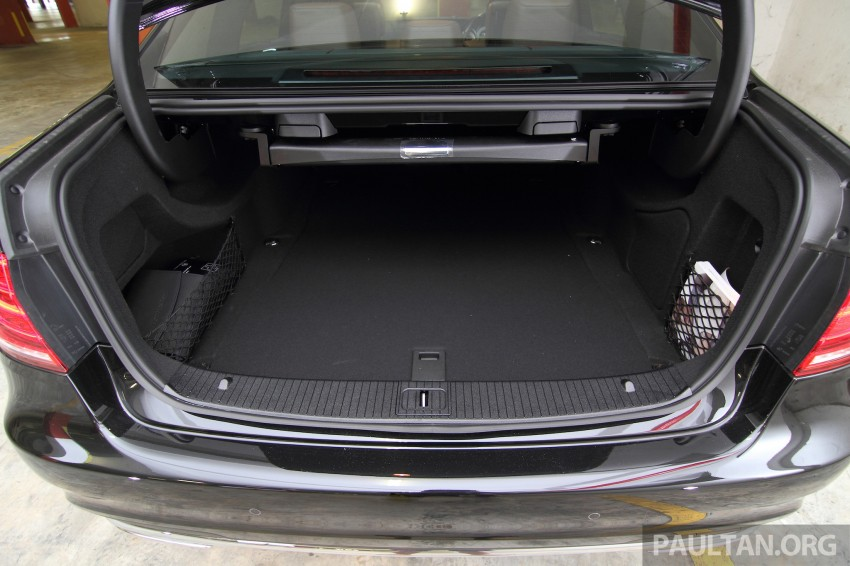 DRIVEN: W212 Mercedes-Benz E 400 Avantgarde Image #218640
