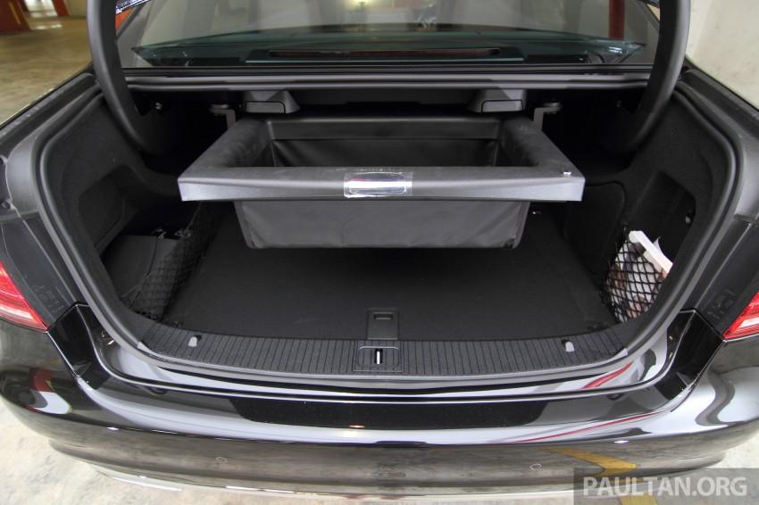DRIVEN: W212 Mercedes-Benz E 400 Avantgarde Image #218638