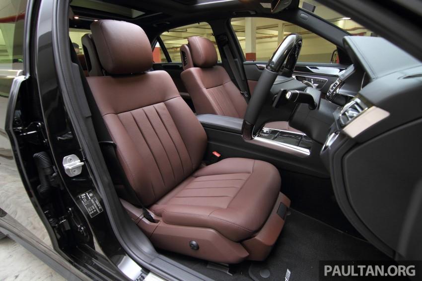 DRIVEN: W212 Mercedes-Benz E 400 Avantgarde Image #218633