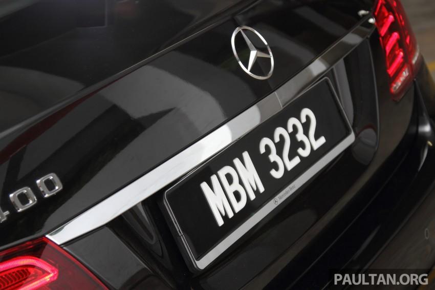 DRIVEN: W212 Mercedes-Benz E 400 Avantgarde Image #218618