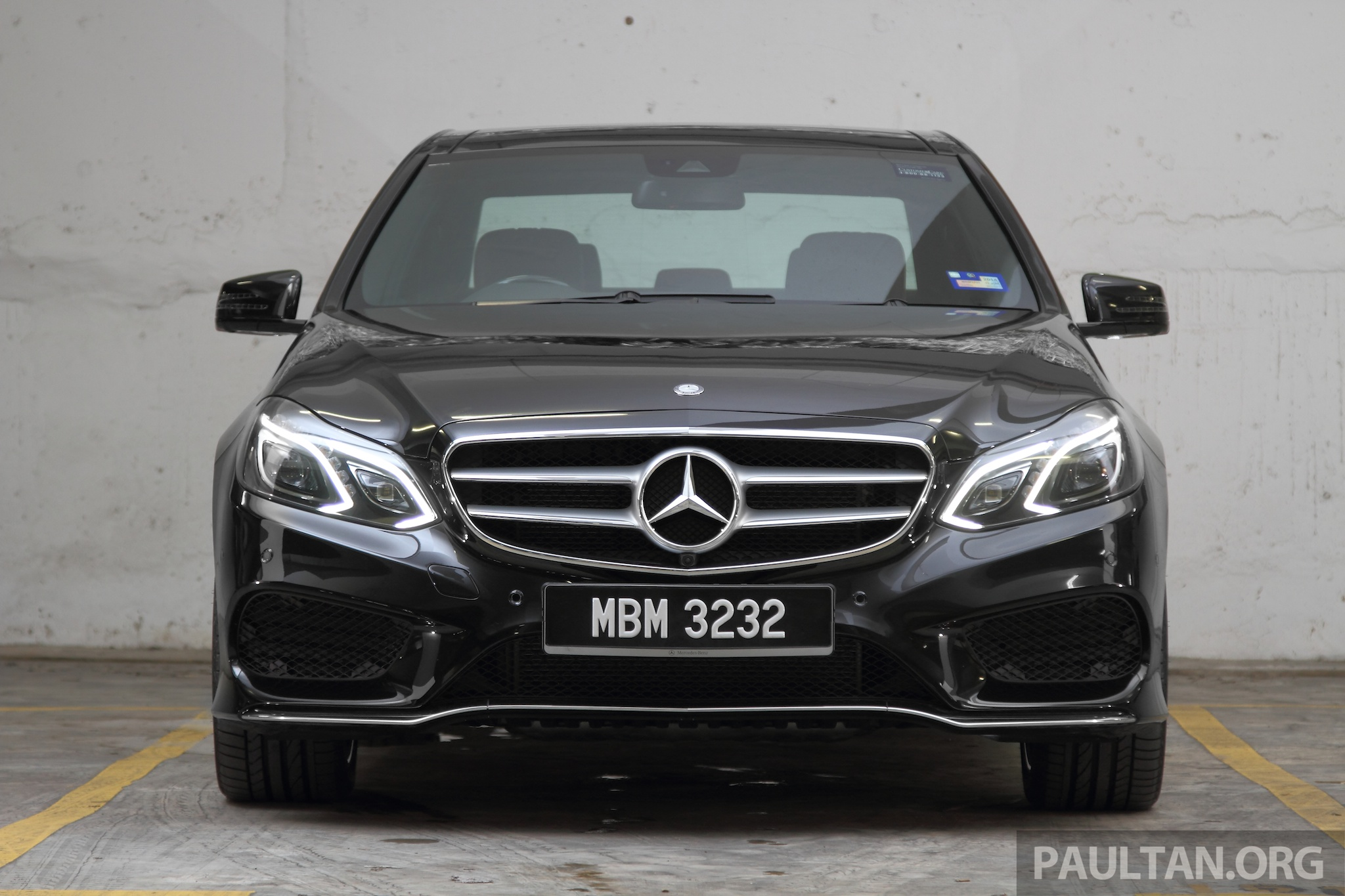 Mercedes Benz Malaysia Issues Recall For E Class Cls