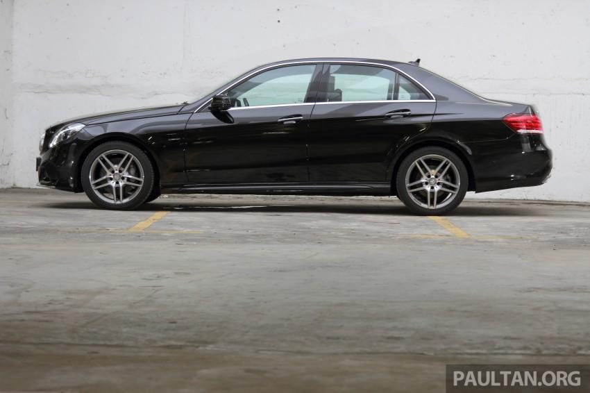 DRIVEN: W212 Mercedes-Benz E 400 Avantgarde Image #218669