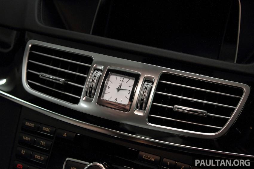 DRIVEN: W212 Mercedes-Benz E 400 Avantgarde Image #218667