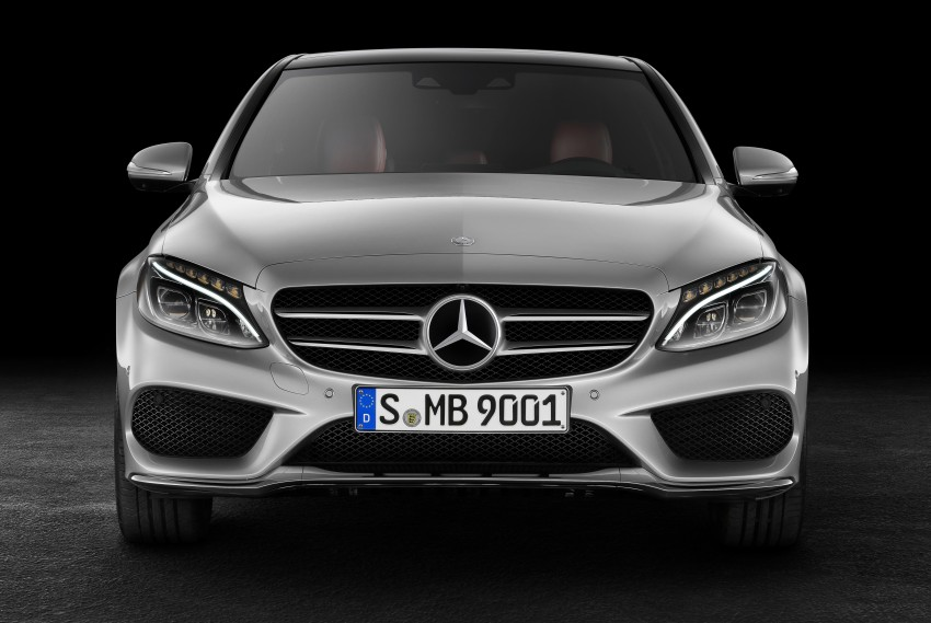 W205 Mercedes-Benz C-Class: first details released! Image #217631