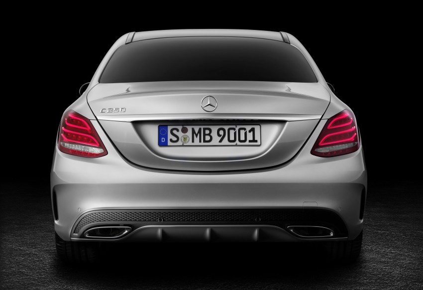 W205 Mercedes-Benz C-Class: first details released! Image #217636