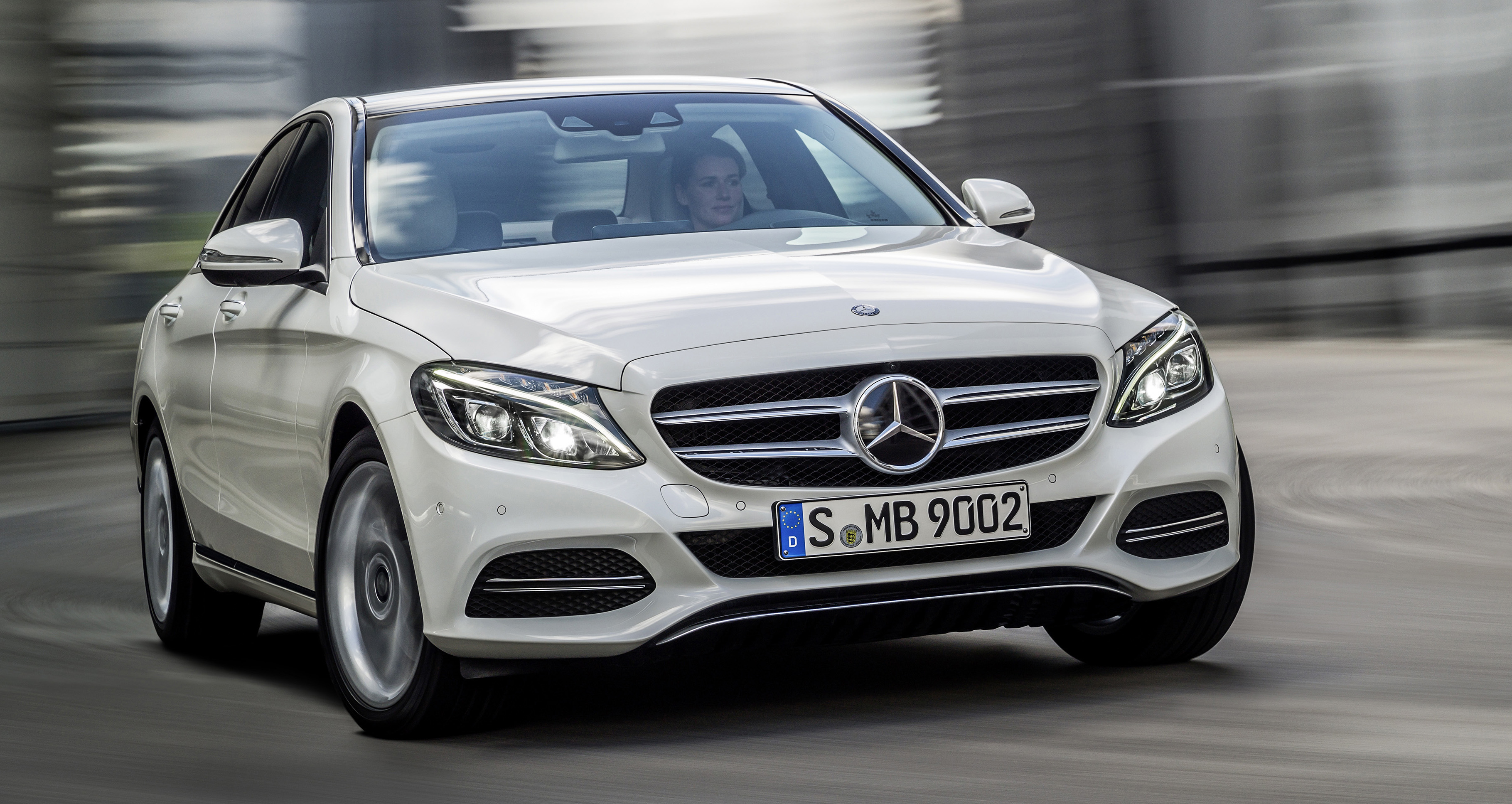W205 mercedes benz c class first details released image for Mercedes benz w205