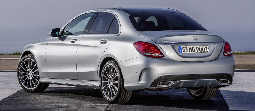 W205 Mercedes-Benz C-Class: first details released! Image #217652