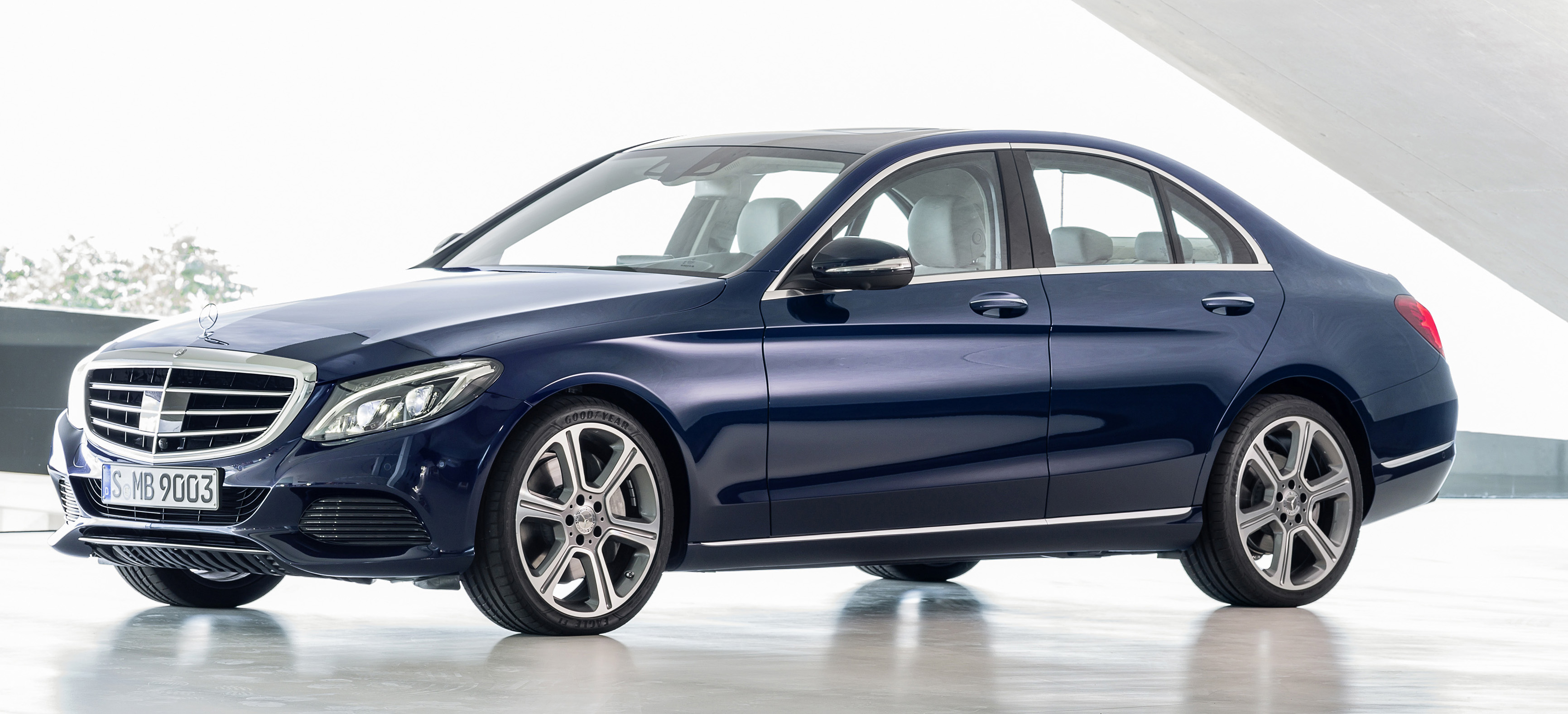 w205 mercedes benz c class first details released paul. Black Bedroom Furniture Sets. Home Design Ideas