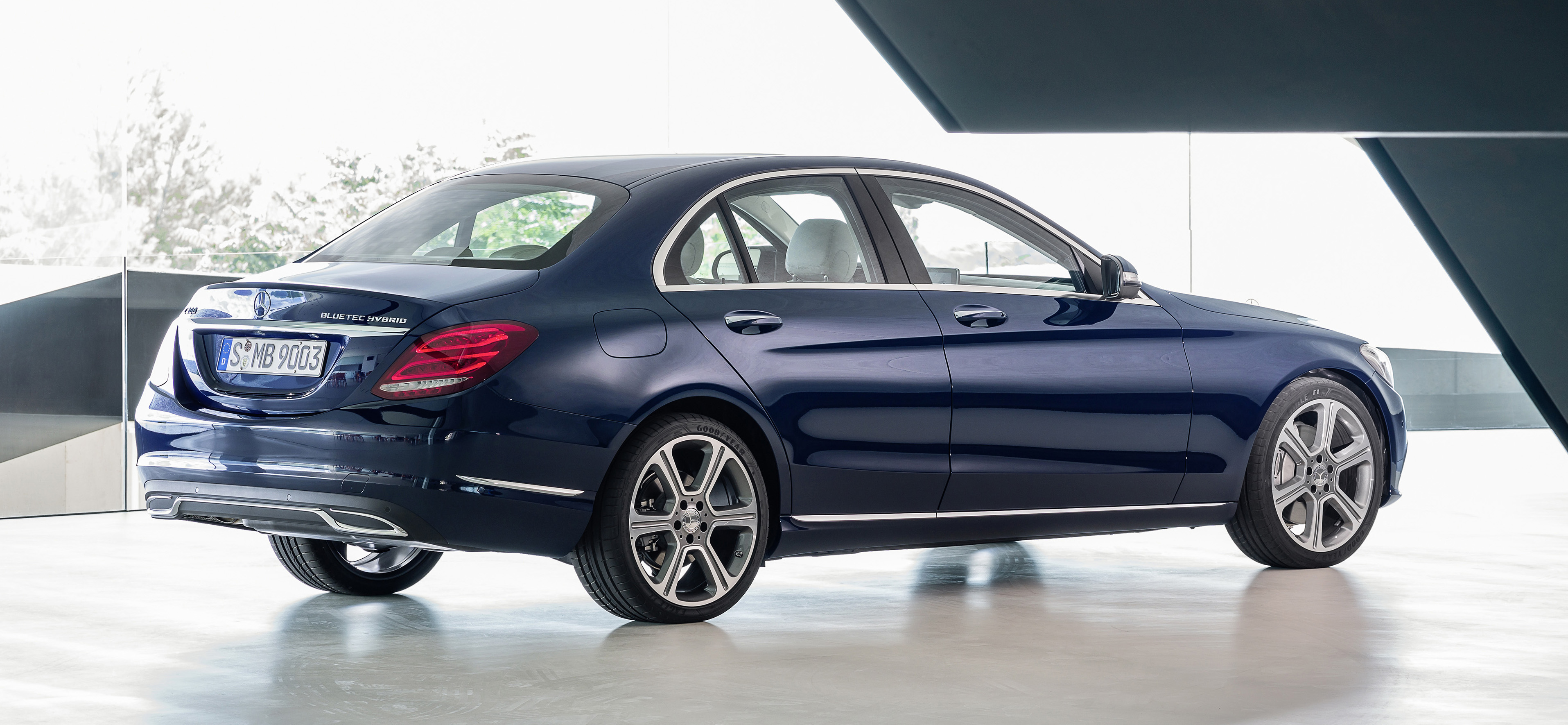 W205 Mercedes Benz C Class First Details Released Image