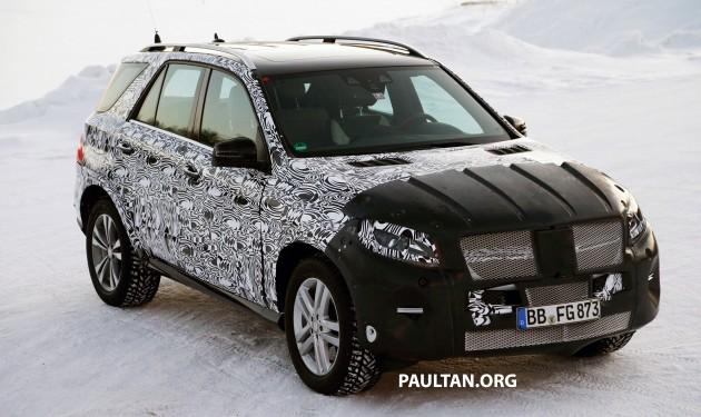 Mercedes-ML-facelift-2