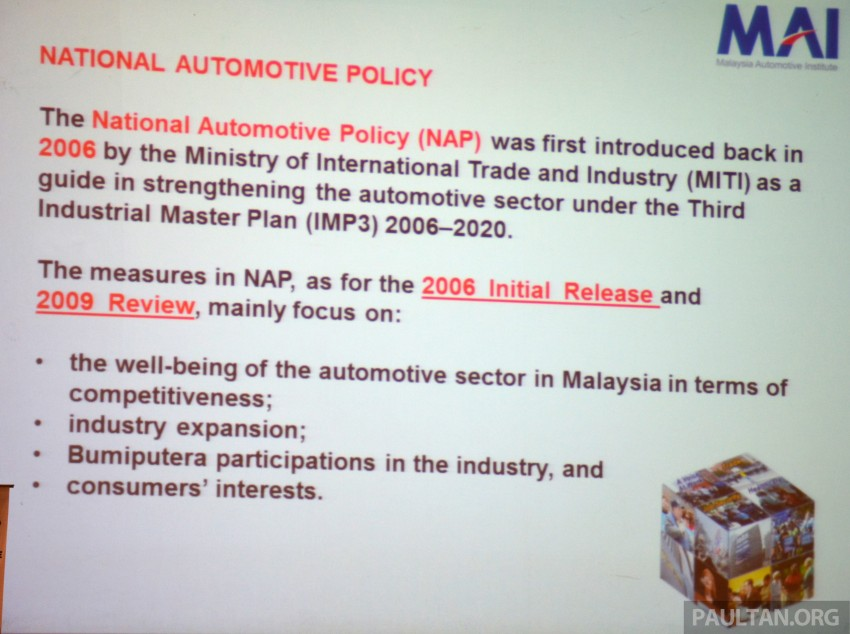 NAP 2014's EEV policy to take into account entire ecosystem, including manufacturing methods Image #218341