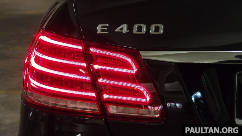 DRIVEN: W212 Mercedes-Benz E 400 Avantgarde Image #218859