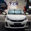 Perodua Myvi FEM-15
