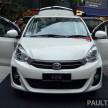 Perodua Myvi FEM-22