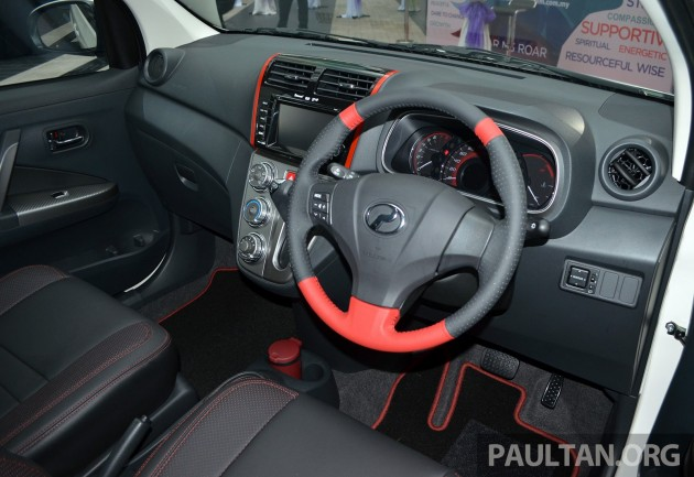 Perodua Myvi FEM-6