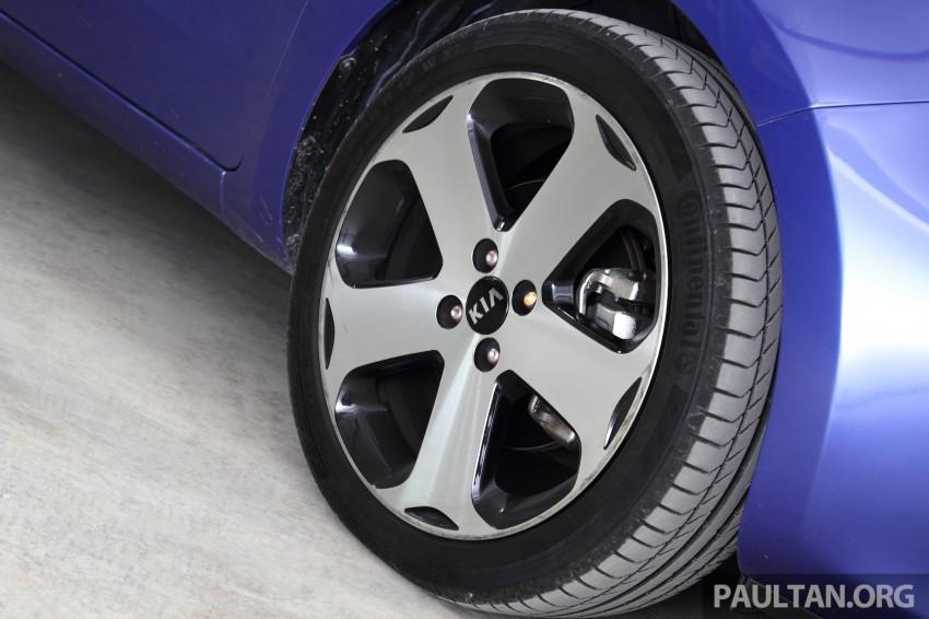 Kia Rio 1.4 SX Test Drive Review Image #219264