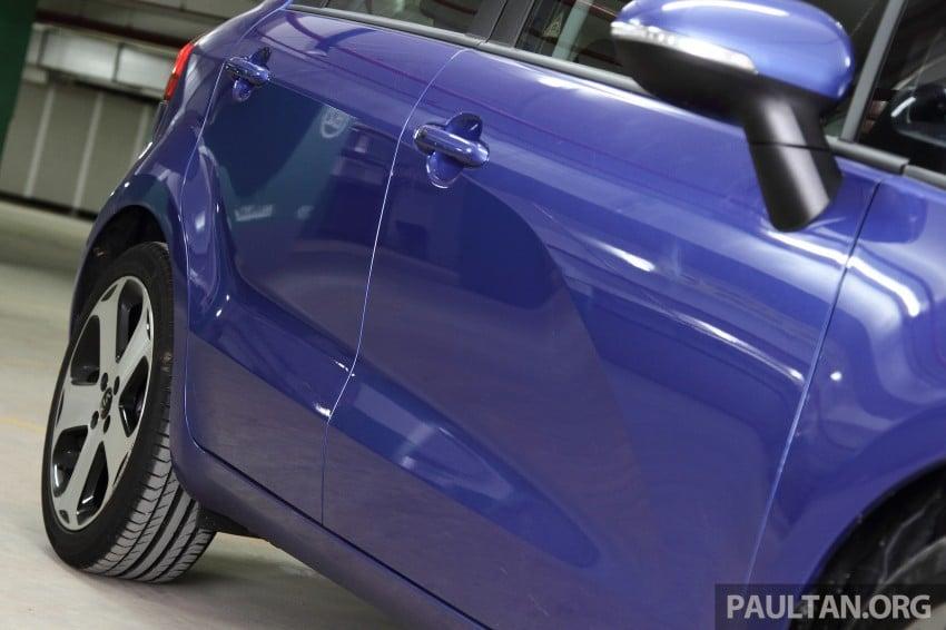Kia Rio 1.4 SX Test Drive Review Image #219263