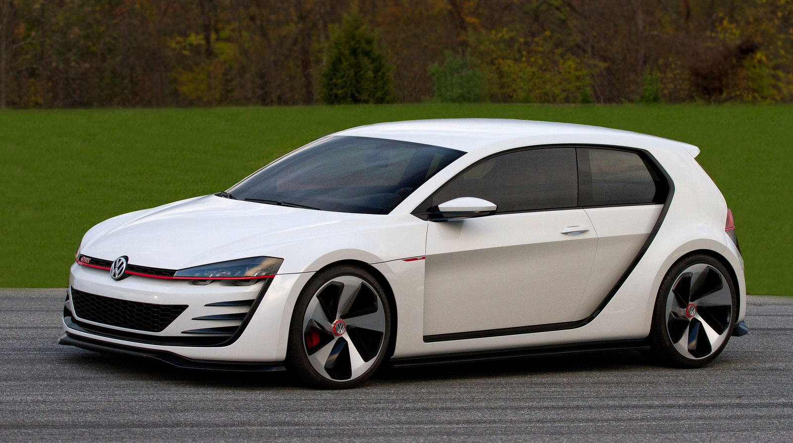 Golf 8 2018 >> GALLERY: Volkswagen Design Vision GTI Concept Paul Tan - Image 215076
