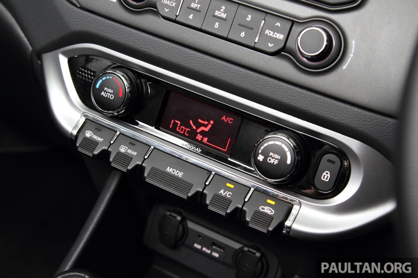 Kia Rio 1.4 SX Test Drive Review Image #219259