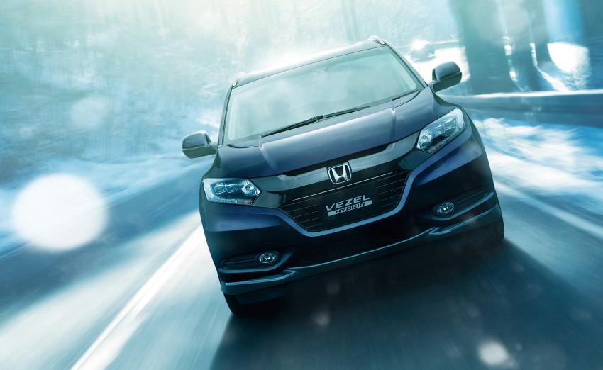 MEGA GALLERY: Honda Vezel goes on sale in Japan Image #218429