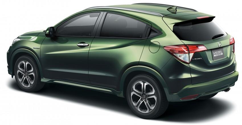 MEGA GALLERY: Honda Vezel goes on sale in Japan Image #218423