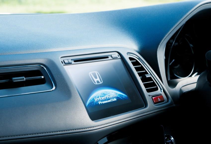 MEGA GALLERY: Honda Vezel goes on sale in Japan Image #218449