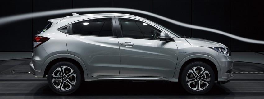 MEGA GALLERY: Honda Vezel goes on sale in Japan Image #218439