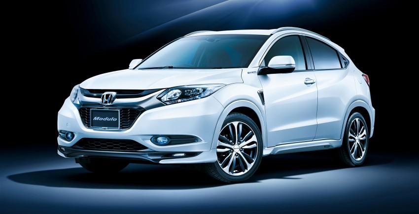 MEGA GALLERY: Honda Vezel goes on sale in Japan Image #218448