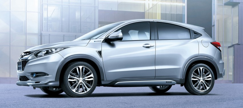 MEGA GALLERY: Honda Vezel goes on sale in Japan Image #218450