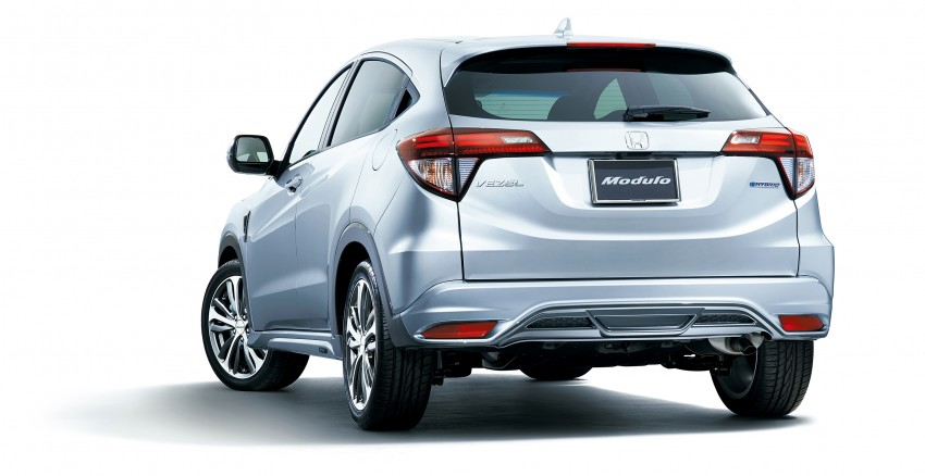 MEGA GALLERY: Honda Vezel goes on sale in Japan Image #218445